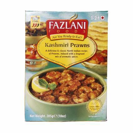Kashmiri Prawn Curry - Fazlani