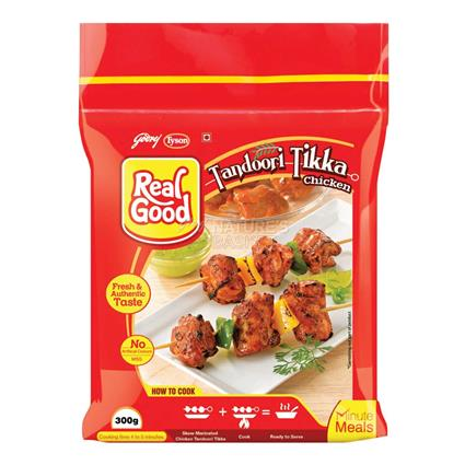Chicken Tandoori Tikka - Real Good