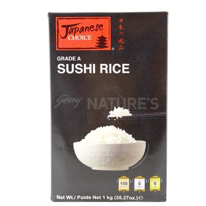 Grade A Sushi Rice - Japenese Choice