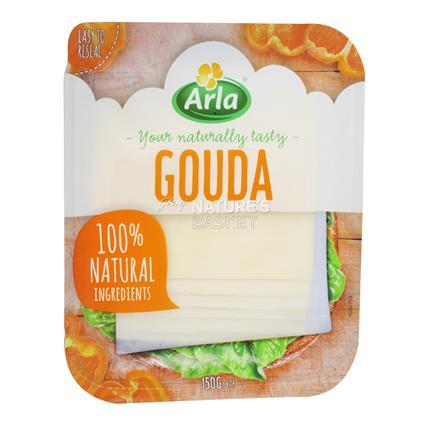 Gouda Cheese Slice - Arla