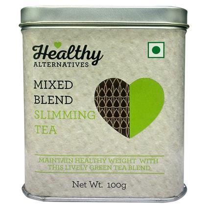Slimming Tea - Healthy Alternatives