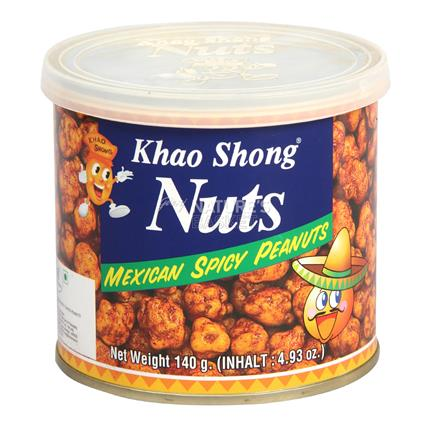 Mexican Spicy Peanuts - Khao Shong