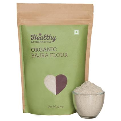 Organic Bajra Flour - Healthy Alternatives
