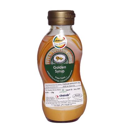 Golden Syrup Squeezy - Lyles