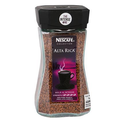 100% Pure Arabica Coffee  -  Alta Rica - Nescafe