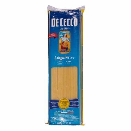 Linguine Pasta - De Cecco