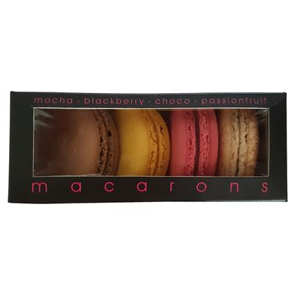 4 Macaron Box - Sugarplay