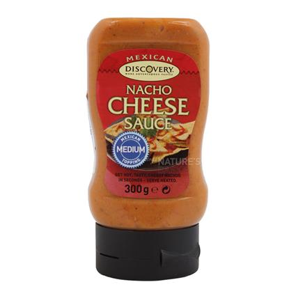 Hot Nacho Cheese Sauce - Discovery