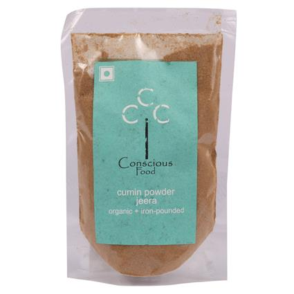 Cumin Powder  -  Organic - Conscious Food