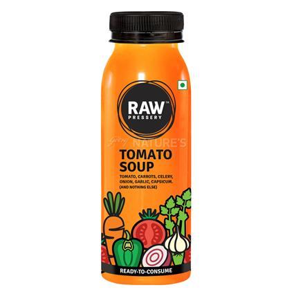 Cold Pressed Tomato Soup - Raw Pressery