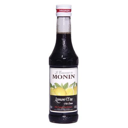 Lemon Tea Syrup - Monin