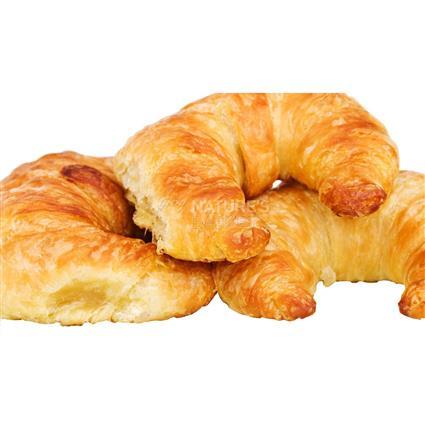 Croissant  -  Plain - Cafe Basilico