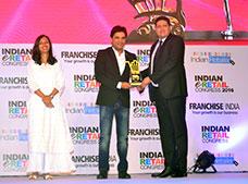 Franchise India Retails Award 2016