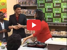 Healthy Alternatives with Chef: Vikas Khanna PART 1