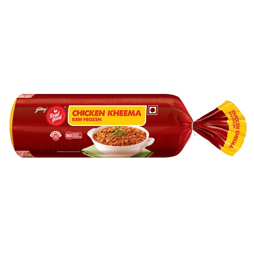 Buy Chicken Kheema Raw Frozen Online of Best Quality in India
