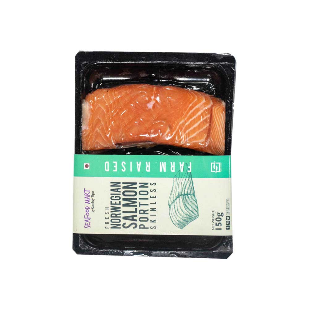 Atlantic Salmon Fillet - Cambay Tiger - Buy Meats, Seafood