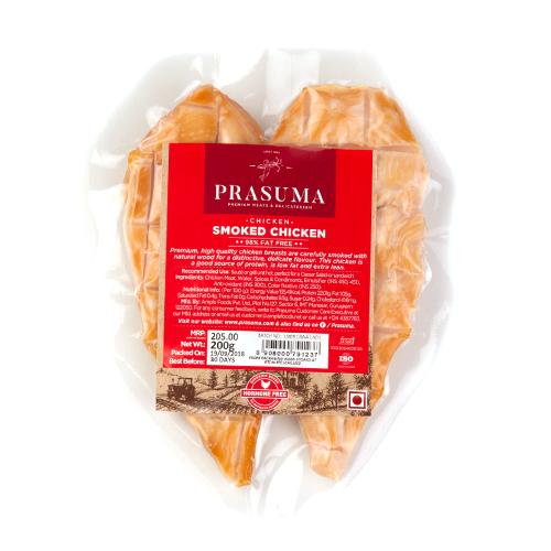 Smoked Chicken - Prasuma - Buy Delicatessen & Cheese & more @ Godrej
