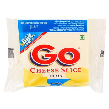 Go Cheese Slice Plain - Go