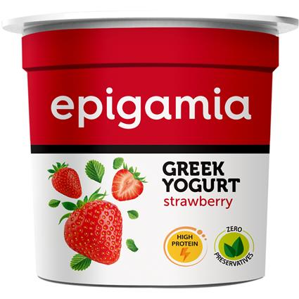 EPIGAMIA STRAWBERRY YOGHURT 90G