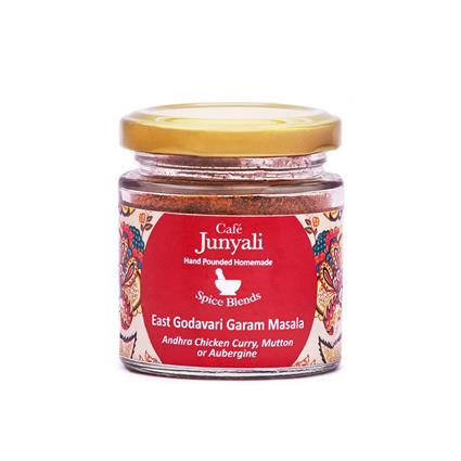 CAFE JUNYALI EAST GODHAVARI MASALA 170GM