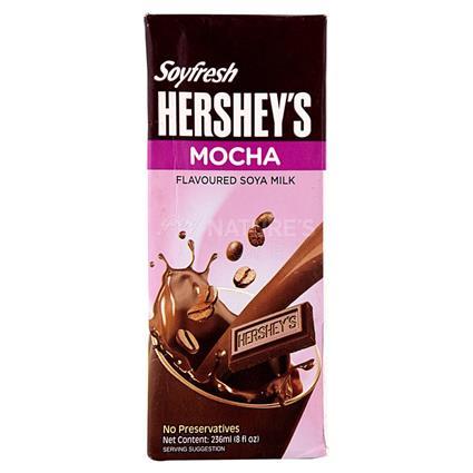 HERSHEYS TETRA MOCHA 236Ml