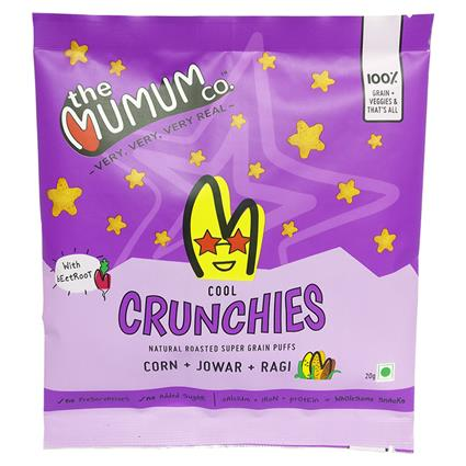 Cool Crunchies - Beetroot - The Mumum Co.