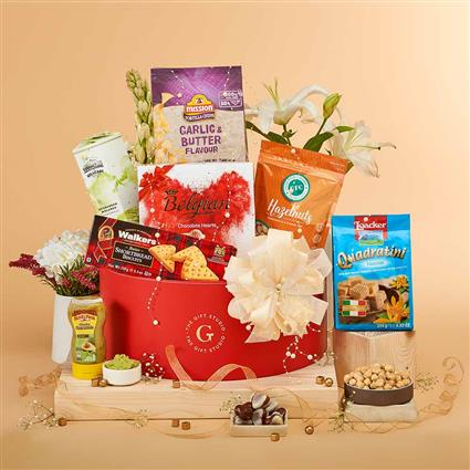 Food For Thought Hamper