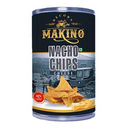 Makino Nacho Chips Cheese 50 Gm