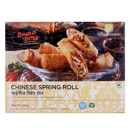 Chinese Spring Roll - Bombay Bites