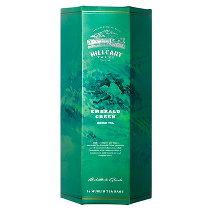 Emerald Green Green 14 TB - The Hillcart Tales