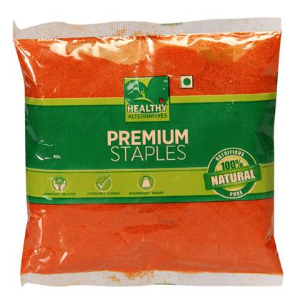 NATURES CHILLI POWDER 100G