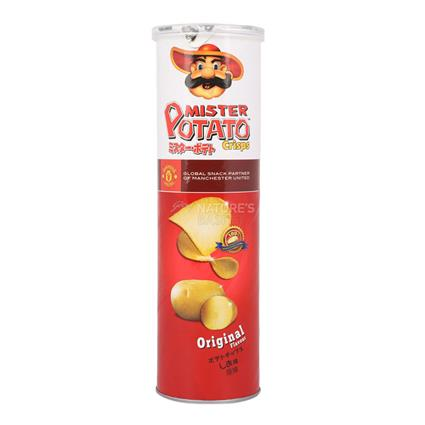 Potato Crips  -  Original - Mister Potato