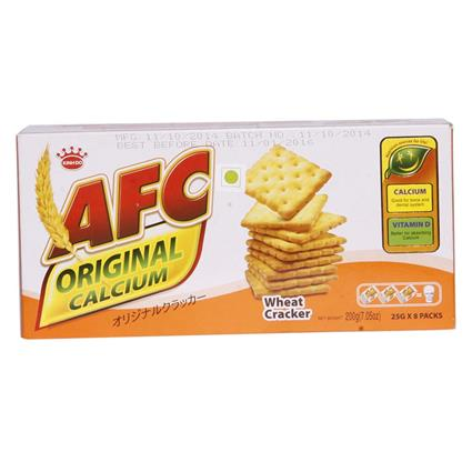 Original Calcium Wheat Cracker - Kinh Do AFC