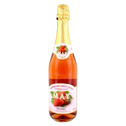 Sparkling Fruit Juce Strawberry Flavour - MAY