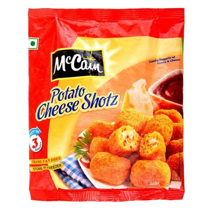 Potato Cheese Shotz - Mccain
