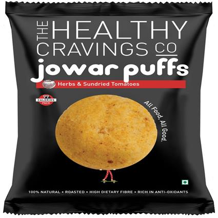 JOWAR PUFF - The Healthy Cravings Co