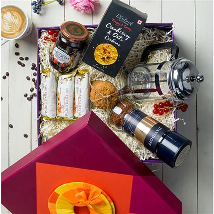 Conversations Over Coffee - Gift Hamper