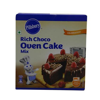 PILLSBURY OVEN CAKE MIX CHOCO 250G-285G