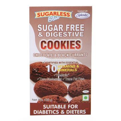 Sugar Free Digestive Cookies - Sugarless Bliss