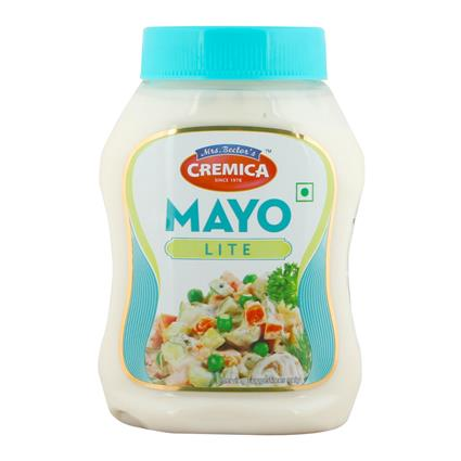 Cremica Mayonnaise Lite - Mrs Bector