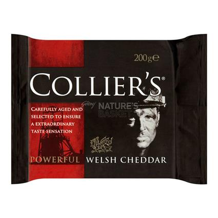 Welsh Cheddar - Colliers