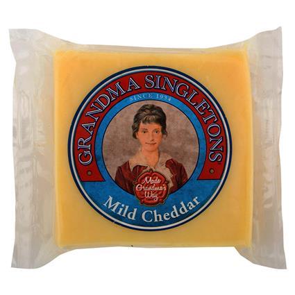 Singletons Cheddar Mild White Chedar - Singletons