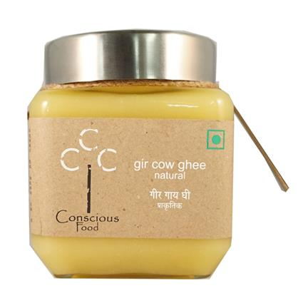 Gir Cow Ghee Natural - Conscious Food