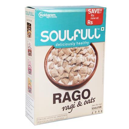 Ragi & Oats Bites - Soulfull