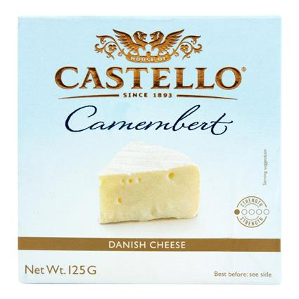 CASTELLO CAMEMBERT CHEESE 125G
