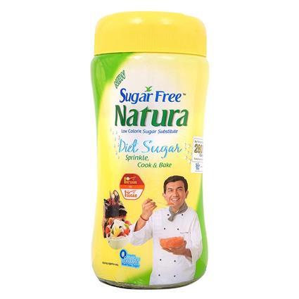 SUGAR FREE NATURA DIET SUGAR 80G