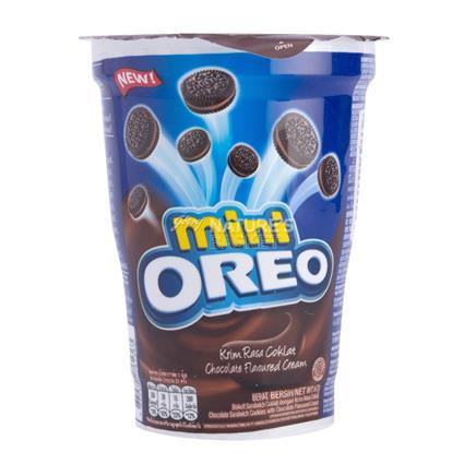Mini Cup Chocolate Flavoured - Oreo