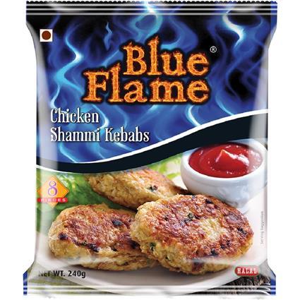 BLUE FLAME CHICKEN SHAMI KEBAB 240G
