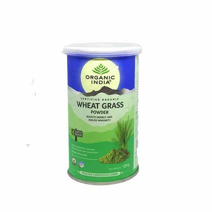 Wheat Grass Powder - Organic India