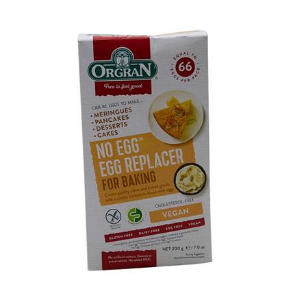 Orgran Egg Replacer 200G